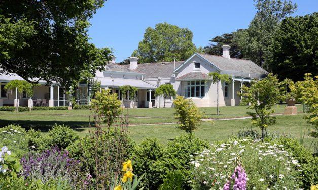Visit Dame Nellie Melba's estate in Coldstream