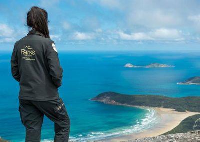 Park rangers – Cape Conran